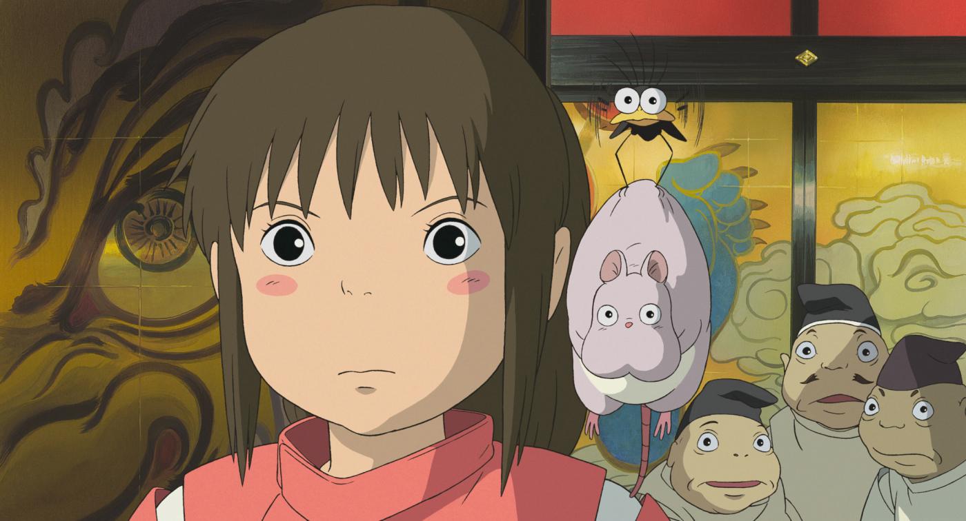 Japanische Filmreihe: CHIHIROS REISE